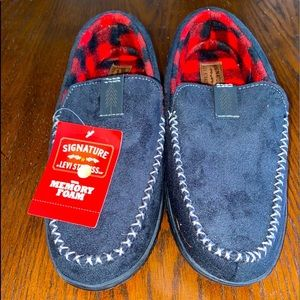 Men's NWT Levi's house slippers